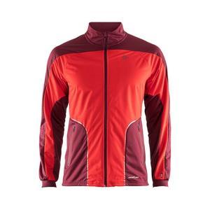 Sharp Jacket - bright red/rio