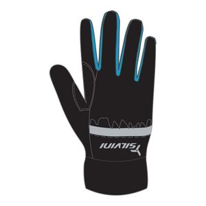 Isonzo Glove - black-hawaii
