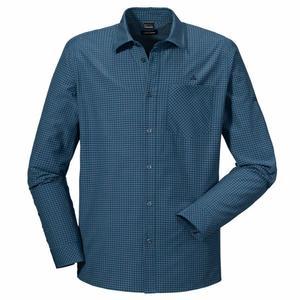 Madeira2 Shirt - lyons blue