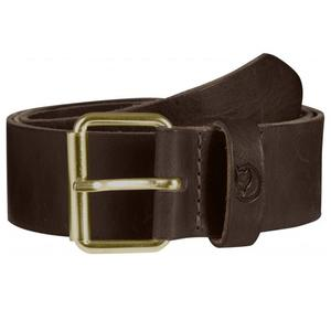 Singi Belt 4 cm - leather brown