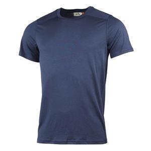 Lundhags Gimmer Merino Light Sigill T-Shirt - deep blue