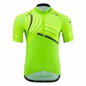 Chiani Bike Jersey - green/neon