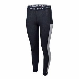 Aspire Wool Blend Pants Women - dark navy