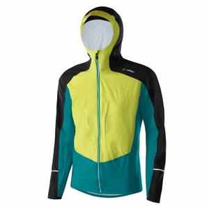 Aero WPM Hooded Hybrid Jacket Women - lagoon