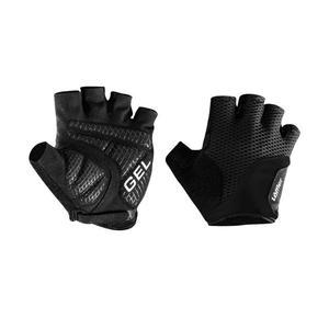 Bike Gloves Elastic Gel - black