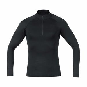Base Layer Thermo Turtleneck - black