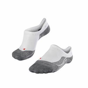 RU4 Invisible Running No Show Socks Women - white mix