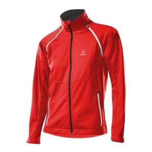 Zip-Off Jacket WS Softshell Light Women - red