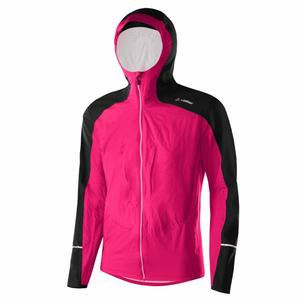 Aero WPM Hooded Hybrid Jacket Women - magenta