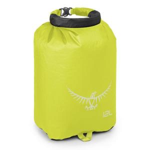 Ultralight Drysack 12 - electric lime
