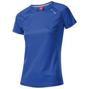 Running Shirt Mesh CF Women indigo