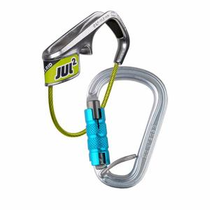 Jul 2 Belay Kit Steel Triple - icemint