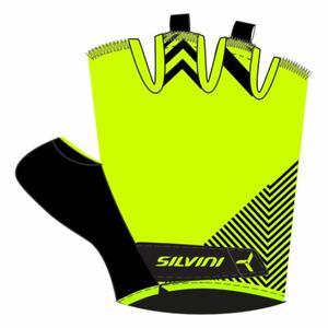 Albano Bike Gloves Women - neon/black