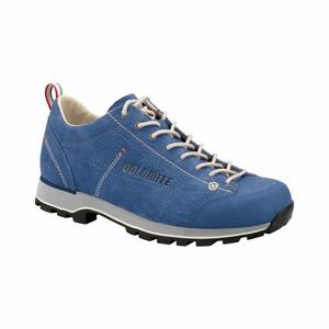 Cinquantaquattro Low Leather - blue