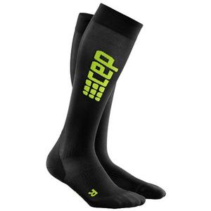 Run Ultralight Socks Men black/green
