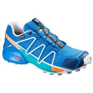 Speedcross 4 GTX bright blue/union blue/white