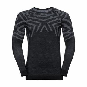 Natural+Kinship Warm Shirt - black melange