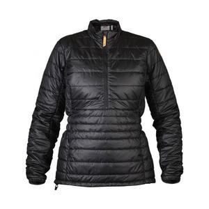 Abisko Padded Pullover Women - black