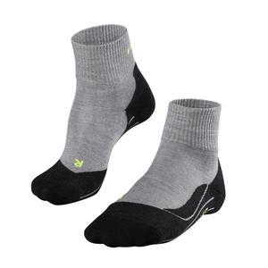Falke TK5 Short Trekking Socks - light grey