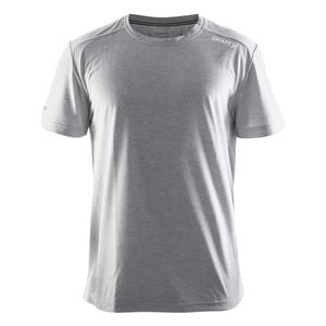 In The Zone T-Shirt - grey melange