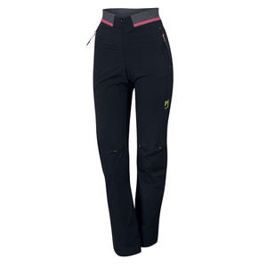 Karpos Tre Cime Pant Women - black/paradise pink