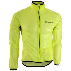 Rain Jacket Chiese - neon