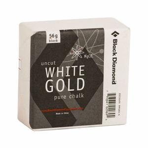 Solid White Gold Block 56g