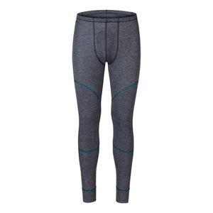 Pants X-Warm - ombre blue melange