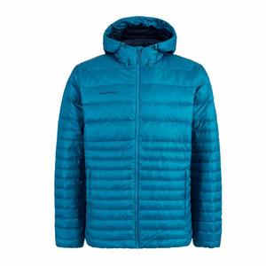 Convey Insualtion Hooded Jacket - sapphire