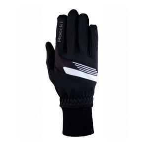 Geta Glove - black/white