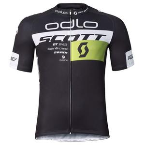 Scott Racing Jersey SS black 2016