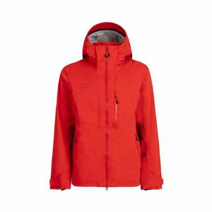 Stoney Hardshell Jacket - magma