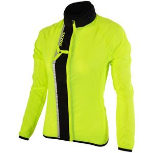 Gela Jacket Women neon-black