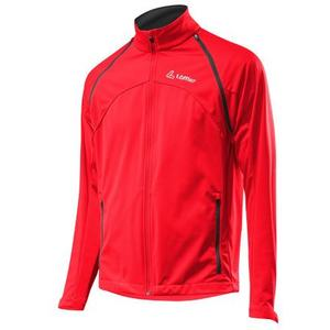 Zip-Off Jacket WS Softell Light - red