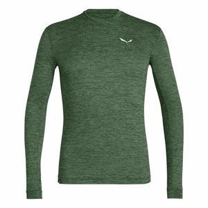 Puez Dryton Shirt - duck green melange