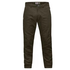 Sörmland Tapered Winter Trousers - dark olive