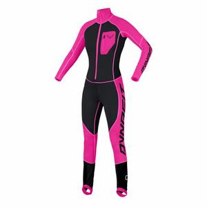 DNA Women Racing Suit - fluo pink