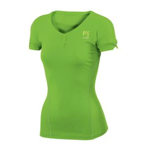 Moved Jersey Women - apple green