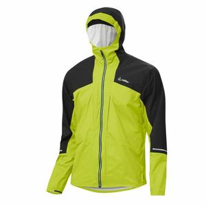 Aero WPM Hybrid Hooded Jacket - light green