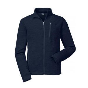 Schöffel Fleece Jacket Monaco1 - navy blazer