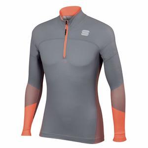 Apex Race Jersey - cement/orange sdr