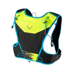 Vertical 4 - fluo yellow/blue