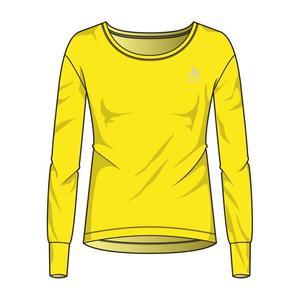 Helle L/S T-Shirt Women - blazing yellow
