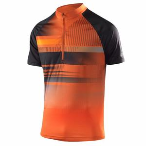 Track Bike Shirt - safran