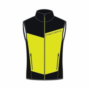Östersund Windstopper Vest - yellow/black