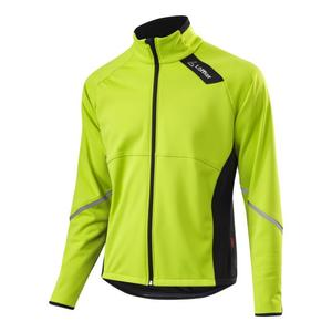 Bike Jacket Warm - lime