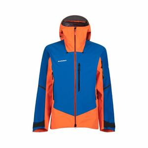 Nordwand Pro Hardshell Hooded Jacket - arumita/azurit