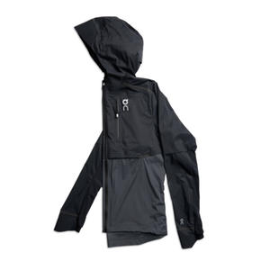 On Weather Jacket - black/shadow