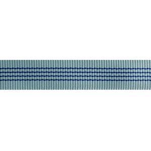 Tubular Webbing 26.0 grey 100m