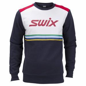 Sweater - dark navy/snow white